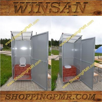 Уличный туалет PK (Сборный)