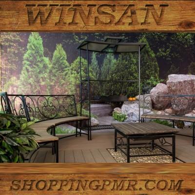 Комплект мебели для сада № h30