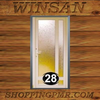 Входные двери №28