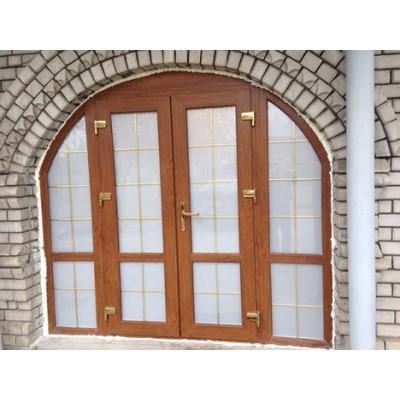Входные двери №48