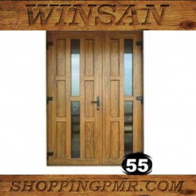 Входные двери №55