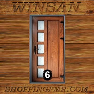 Входные двери №6