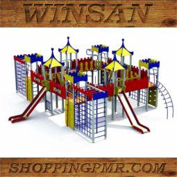 Детский игровой комплекс ДП982