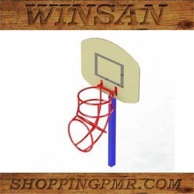 Баскетбольное кольцо для детей с ОВ