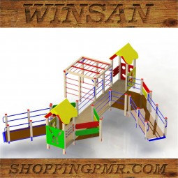 Игровой комплекс для детей с ОВ