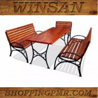 Комплект садовой мебели KHO16676