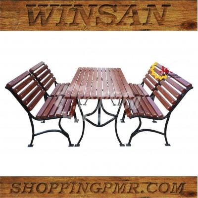 Комплект садовой мебели KHO18484