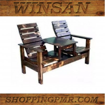 Скамейка деревянная KHO113021