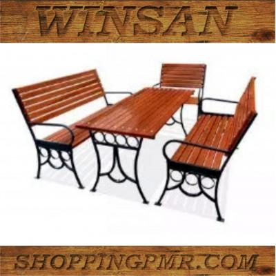 Комплект садовой мебели KHO16677