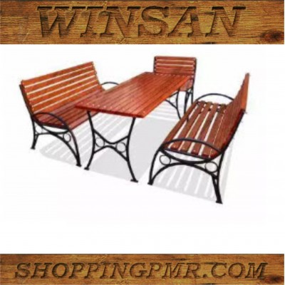 Комплект садовой мебели KHO16675