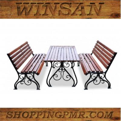 Комплект садовой мебели KHO16669