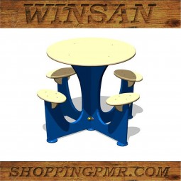 Стол со скамейками stol_244