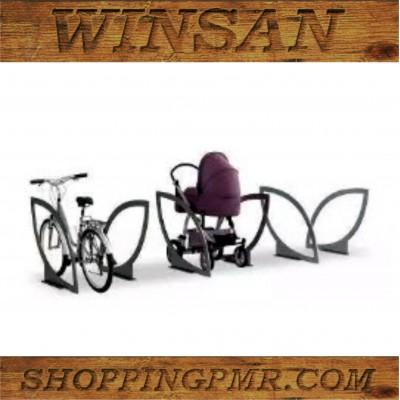 Парковка для колясок и велосипедов vp_9885