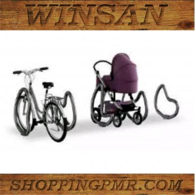 Парковка для колясок и велосипедов vp_9887
